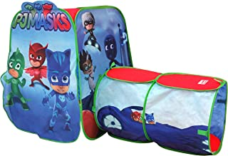 pj masks bed tent