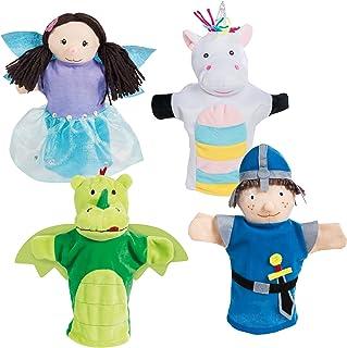 Roba Baumann 9713 Set de Marionnettes