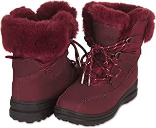 Best ladies winter fur boots Reviews