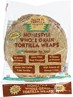 Best flaxseed wraps whole foods Reviews