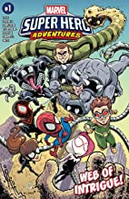 Marvel Super Hero Adventures: Spider-Man – Web Of Intrigue (2019) #1 (Marvel Super Hero Adventures (2018-2019))