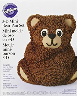 Best teddy bear cake mold Reviews