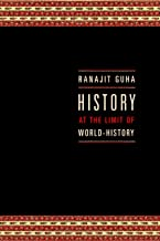 History at the Limit of World-History (Italian Academy Lectures)
