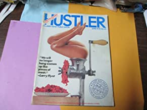 Hustler V.5 #1 July 1978 Genesis Eden 4th Anniversary Issue Born Again!