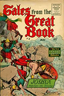 Comic Books for Kids - Tales From the Great Book - Joshua - Volume 2 (FULL COLOR) (English Edition)