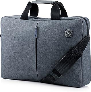 """HP - PC Essential Borsa Tracolla per Notebook fino a 15.6"""", Vano Computer Imbottito, Tasca Esterna Verticale, Tasche Organ..."""