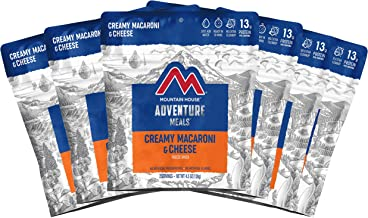 Mountain House Creamy Macaroni & Cheese | Freze Dried Backpacking & Camping Food