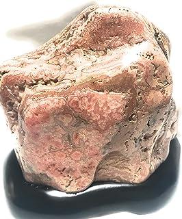 インカローズ 置物 磨石 ミルキーピンク 3.25kg (theory xyz) ロードクロサイト 大 甲府製 秋光作
