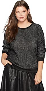 Best plus size glitter sweater Reviews