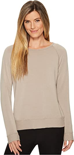 Beyond Yoga - Relaxed Long Sleeve Pullover