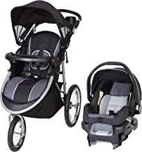 Best Baby Trend Pathway 35 Jogger Travel System, Optic Grey Review