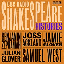 BBC Radio Shakespeare: A Collection of Four History Plays