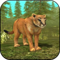 BECOME THE HUNTER - Feel free to leave your den and explore your massive territory. Stay a healthy carnivore by hunting rabbits, raccoons and other wild life. Establish yourself by fighting off animal threats from the wolf, fox, bear and more. START ...