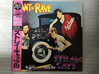Stray Cats / Rant N' Rave with the Stray Cats - Japan OBI Lp