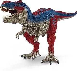 Schleich Dinosaurs Blue Tyrannosaurus Rex Educational Figurine for Kids Ages 4-12
