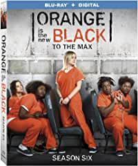 Orange Is The New Black: Season Six arrives on Digital June 10 and on Blu-ray, DVD June 11 from Lionsgate