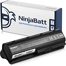 NinjaBatt 9 Cell Laptop Battery for HP 593553-001 593554-001 636631-001 G62 MU09 584037-001 593550-001 593562-001 Pavilion G7 G6 G4 DM4 HSTNN-LB0W Presario CQ42 CQ56 CQ57 CQ62 - [6600mAh/73wh]