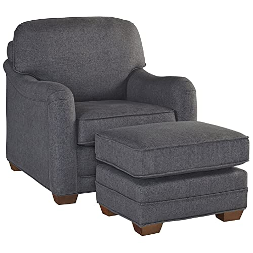 Surprising Oversized Chair And Ottoman Amazon Com Bralicious Painted Fabric Chair Ideas Braliciousco