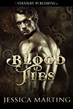 Blood Ties (The Searchers Book 1)