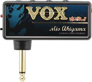 VOX ヴォックス ヘッドフォンアンプ けいおん!! amPlug 第3弾 秋山澪モデル AMPLUG MIO AKIYAMA BK 黒