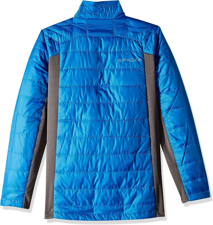 Spyder Boys Boys' Glissade Insulator Jacket: Clothing