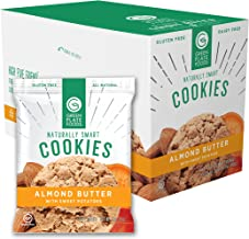 Green Plate Foods Gluten Free Cookies | Healthy Snacks Made With All Natural Ingredients - 16 Count (Almond Butter Sweet Potato)