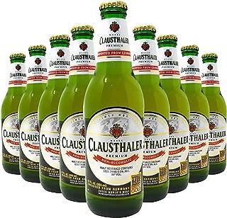 Clausthaler Premium Non-Alcoholic Beer, 12-oz Glass Bottles (12 Pack)