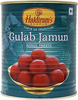 ハルディラム インド グラブジャムン 1kg 1缶 Haldiram's GULAB JAMUN グラバハール GUL BAHAR スイーツ デザート