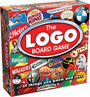 Drumond Park The Logo Board Game of Brands and Products You Know and Love