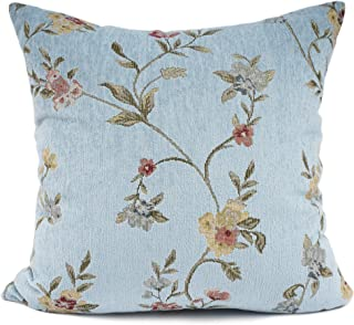 Amazon Com Throw Pillow Covers Floral Throw Pillow Covers Decorative Pillows Inserts Home Kitchen