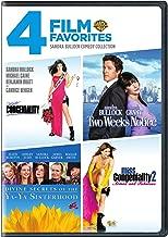 4 Film Favorites: Sandra Bullock (Divine Secrets of the Ya-Ya Sisterhood, Miss Congeniality 2, Miss Congeniality: Deluxe Edition, Two Weeks Notice)