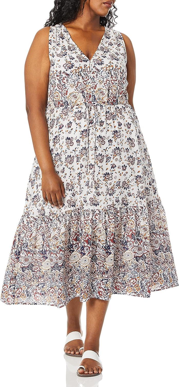 Lucky Brand Women's Plus Size Chloe Dress