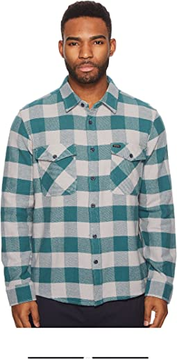 Brixton - Hayes Long Sleeve Flannel