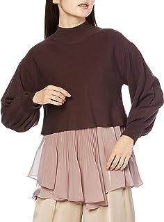 SNIDEL 针织拼接套头衫 SWNT214123 女士