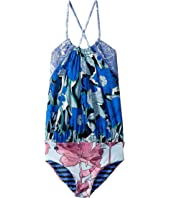 Balloon Lagoon One-Piece (Toddler/Little Kids/Big Kids)