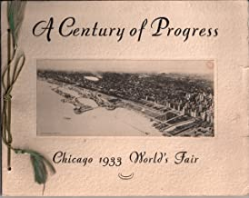 A Century of Progress Chicago World's Fair Souvenir 1933 and 1934 (Post Card Booklet with Views)