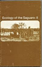 Ecology of the saguaro: II, Reproduction, Germination, Establishment, Growth, and Survival of the Young Plant: Warren F. Steenbergh & Charles H. Lowe ... Service scientific monograph series ; no. 8)