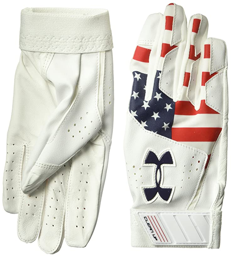 Under Armour Boys' Youth Clean Up Printed Baseball Glove