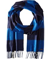 Ted Baker - Tayo Large Block Check Scarf