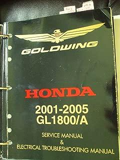 Best 2005 honda goldwing service manual Reviews