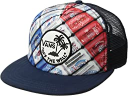 Surf Patch Trucker Hat