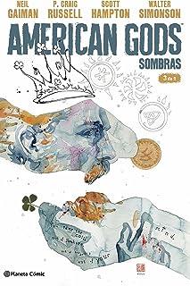 American Gods Sombras nº 03/09 (Biblioteca Neil Gaiman)