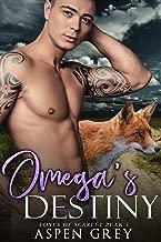 Omega's Destiny: Foxes of Scarlet Peak (An M'M Shifter MPreg Romance Book 5)