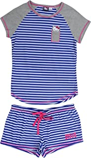 Hello Kitty Classic Shortie Pajamas For Women