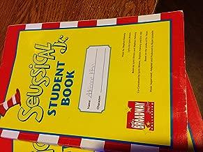 Seussical Jr. Student Book