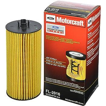 Engine Oil Filter-GAS MOTORCRAFT FL-2062-A