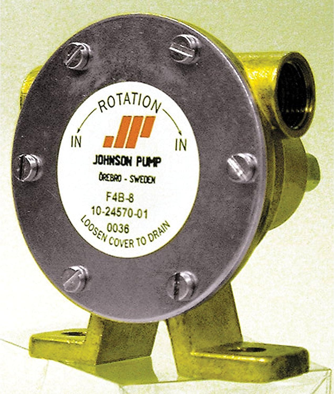 Johnson Pump 10-24570-01 F4B-8 Flexible Super beauty product restock quality top 5 popular Impeller Pedestal-Style
