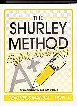Shurley Method: English Made Easy, Level 1, Teacher's Manual
