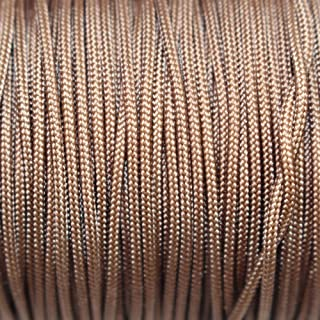 Mini Blind Cord (1.8 mm) - SGT KNOTS - Durable Polyester Lift Cord - Roman Shade Cord & Wind Chime Cord - Micro Cord/Nano Cord for Crafting, Home Decor, Repair & DIY Projects (100 Yards - Chocolate)