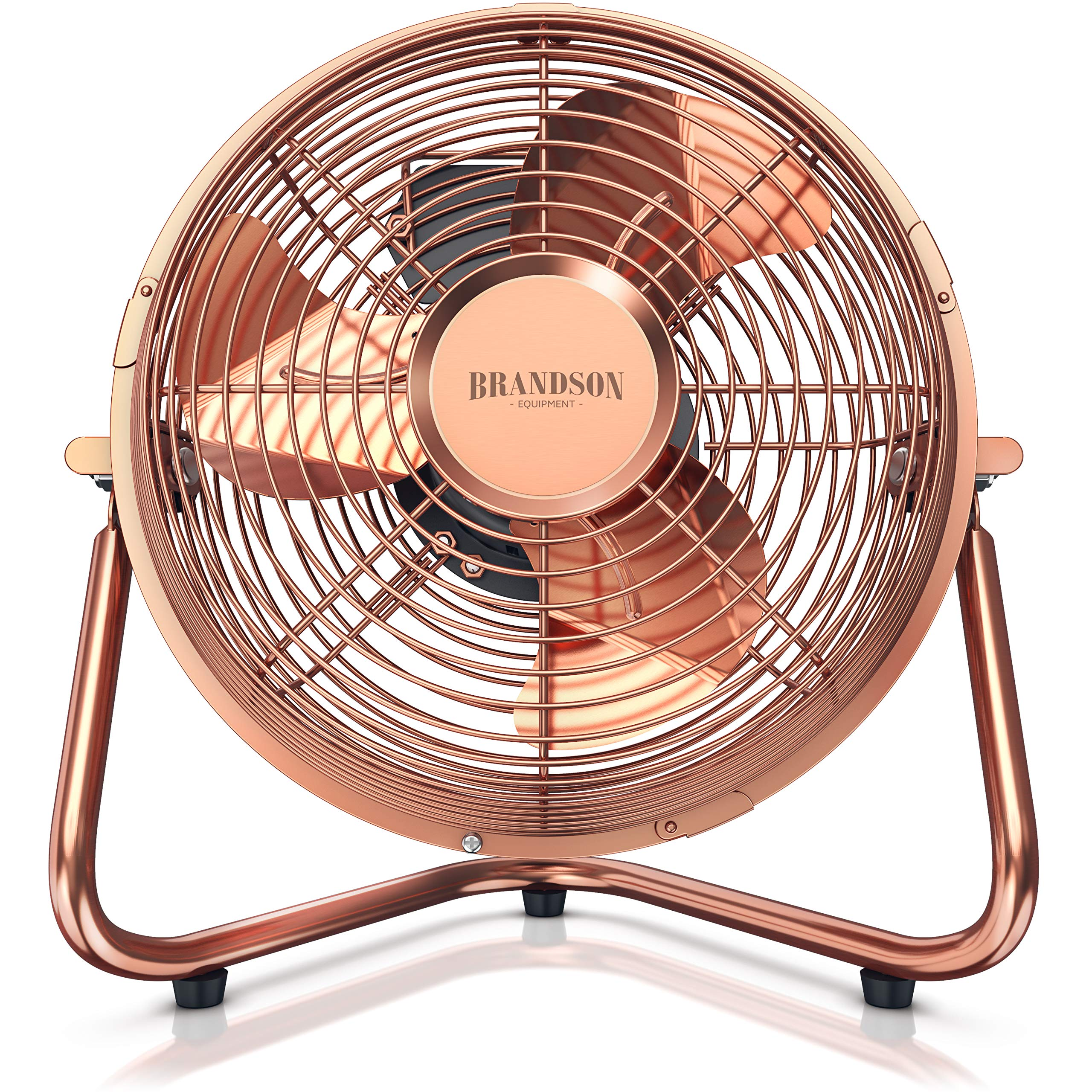 Brandson 961611361 Ventilador de mesa, Cobre, 32 Watt: Amazon.es ...